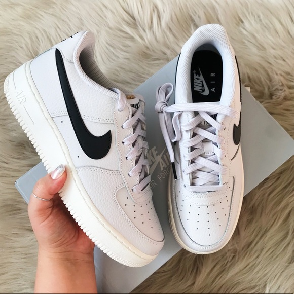 Nike Shoes Air Force 1 Low Off White Grey Sneaker Poshmark